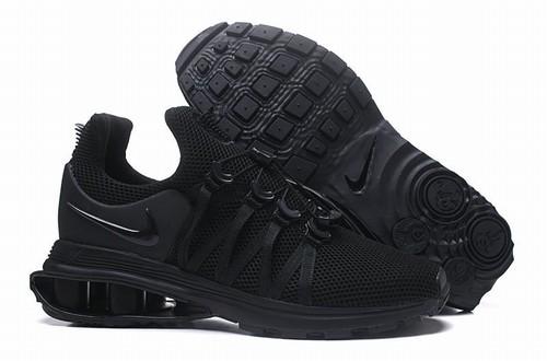 Nike Shox Gravity Black
