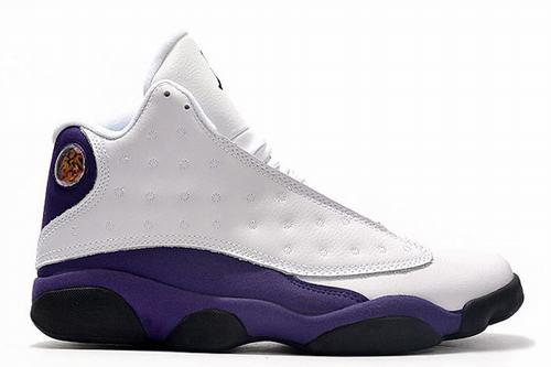 Air Jordan XIII(13) Lakers Rivals