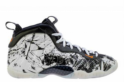 Air Foamposite One Shattered Backboard