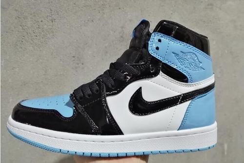 Air Jordan 1(1) Retro UNC Patent-147