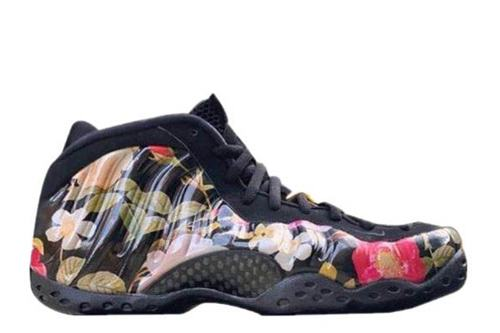Air Foamposite One Floral 2019