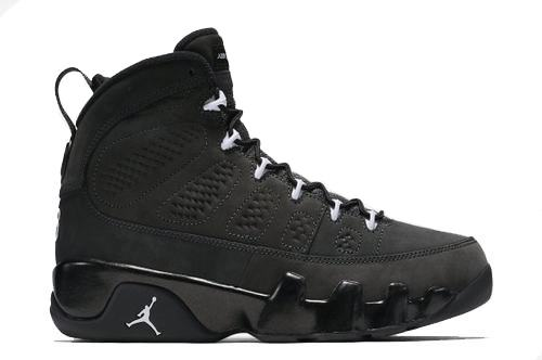 Retro Air Jordan IX(9) Anthracite Kids