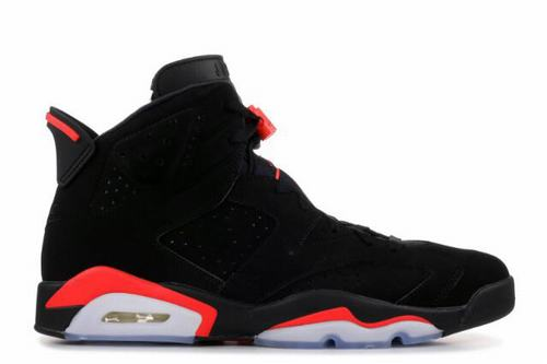 Air Jordan VI(6) Infrared 2019 Women