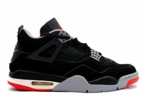 Nike Air Jordan IV(4) Bred GS Retro