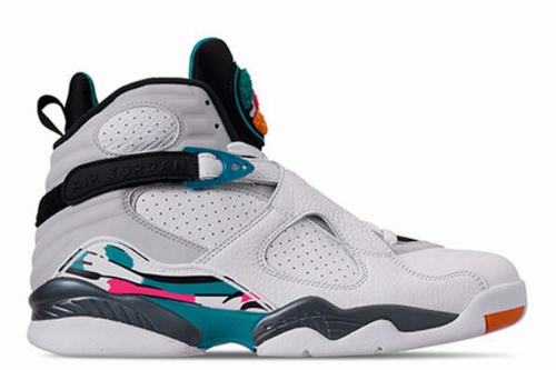 Air Jordan VIII (8) South Beach