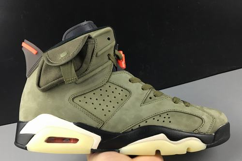 Air Jordan VI(6) Travis-Scott
