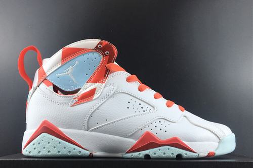 Retro Air Jordan VII(7) GS Topaz Mist